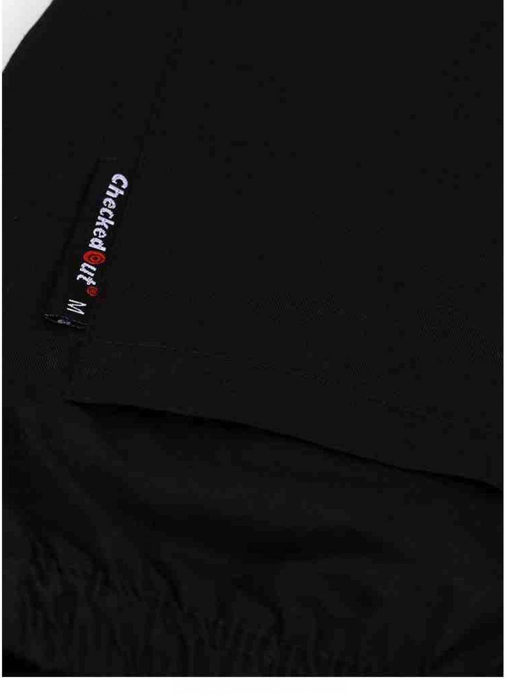 Чёрные поварские брюки